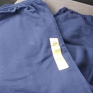Mens Hanes sweatpants (XL)